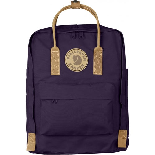 Fjallraven Kanken No 2 Backpack - Alpine Purple
