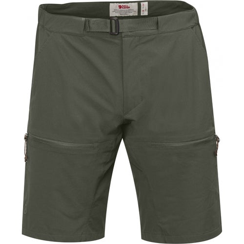 Fjallraven High Coast Hike Walk Shorts - Mountain Green