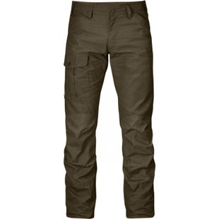 Fjallraven Nils Reg Leg Walking Pants - Khaki