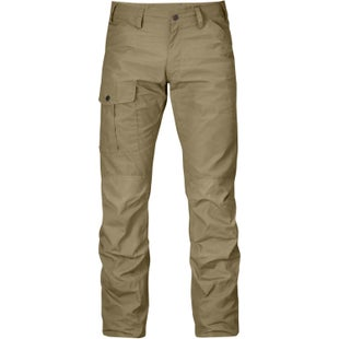 Fjallraven Nils Reg Leg Walking Pants - Sand