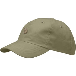 Fjallraven Helags Cap - Light Khaki