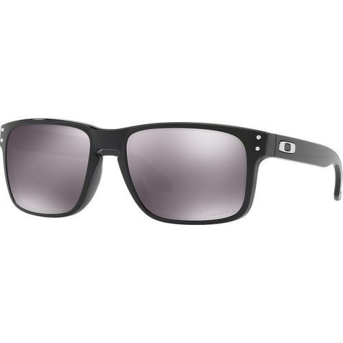 Oakley Holbrook Sunglasses - Polished Black ~ Prizm Black