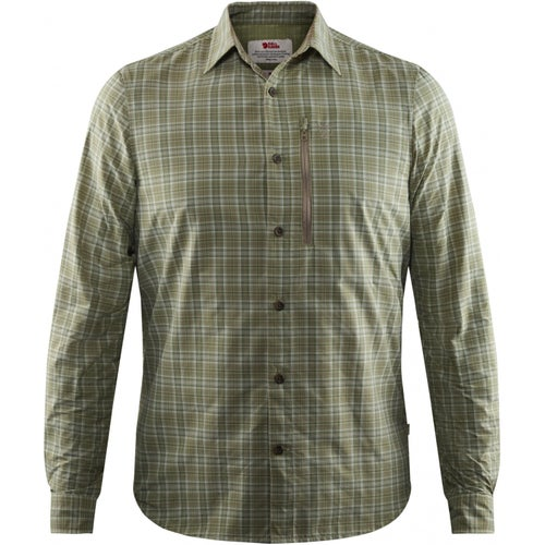 Fjallraven Abisko Hike Shirt - Savanna
