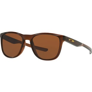 Oakley Trillbe X Sunglasses - Polished Rootbeer ~ Dark Bronze