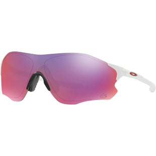 Oakley Evzero Path Tour De France Sunglasses - Matte White ~ Prizm Road