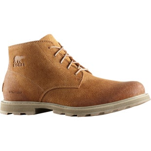 Sorel Madson Chukka Waterproof Boots - Camel Brown