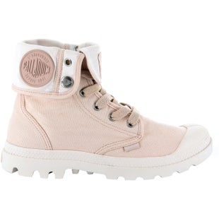 Palladium Baggy Ladies Boots - Whisper Pink Marshmallow