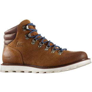 Sorel Madson Hiker Waterproof Boots - Camel Brown Sea Salt
