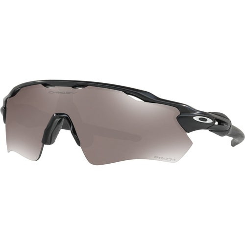 Oakley Radar EV Path Polarised Sunglasses - Matte Black ~ Prizm Black