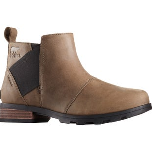 Sorel Emelie Chelsea Ladies Boots - Major Black