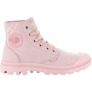 Palladium Mono Chrome Ladies Boots - Peach Whip
