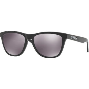 Oakley Frogskin Sunglasses - Polished Black ~ Prizm Black