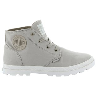 Palladium Pampa Free CVS Ladies Boots - Rainy Day Marshmallow