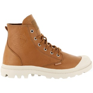 Palladium Pampa Hi Leather UL Boots - Apricot Birch