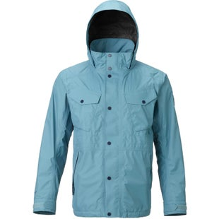 Burton GoreTex Edgecomb Jacket - Winter Sky