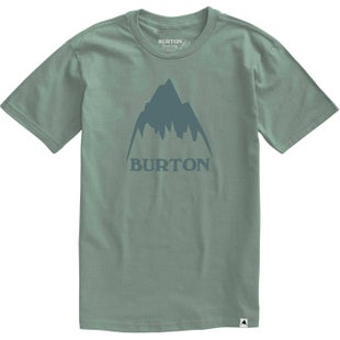 Burton Class Mountain High T Shirt - Lily Pad