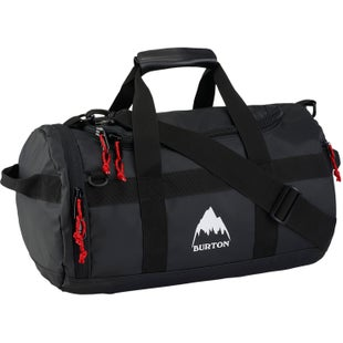 Burton Backhill X Small 25L Duffle Bag - True Black Tarp