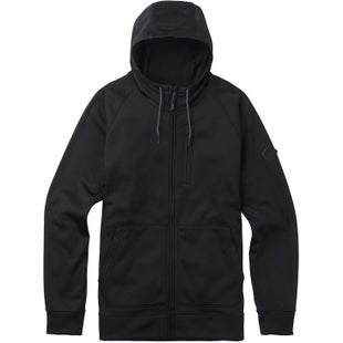Burton Crown Bonded Hoody - True Black