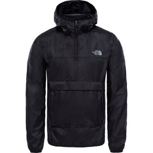 North Face Fanorak Windproof Jacket - TNF Black