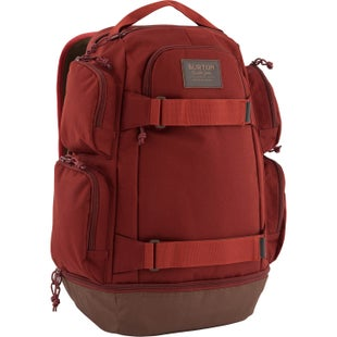 Burton Distortion Backpack - Fired Brick Twill