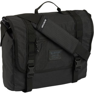 Burton Flint Bag - True Black Triple Ripstop