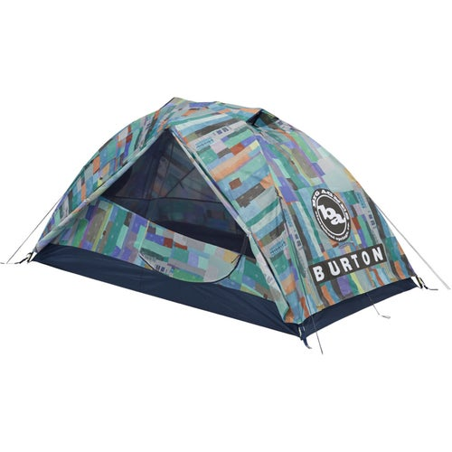 Burton Big Agnes Blacktail 2 Tent - Block Quilt Print