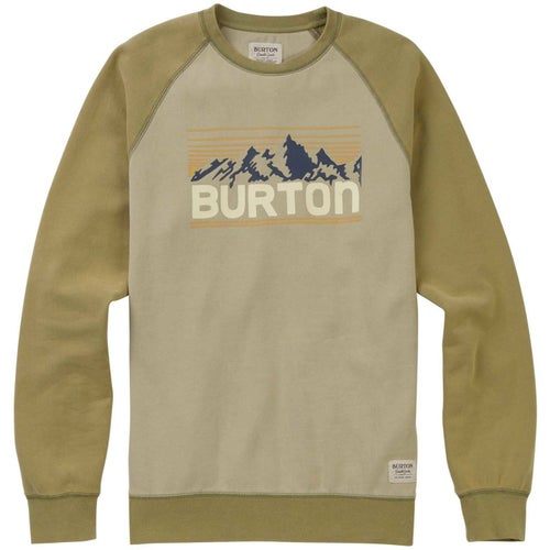 Burton Vista Crew Sweater - Seneca Rock