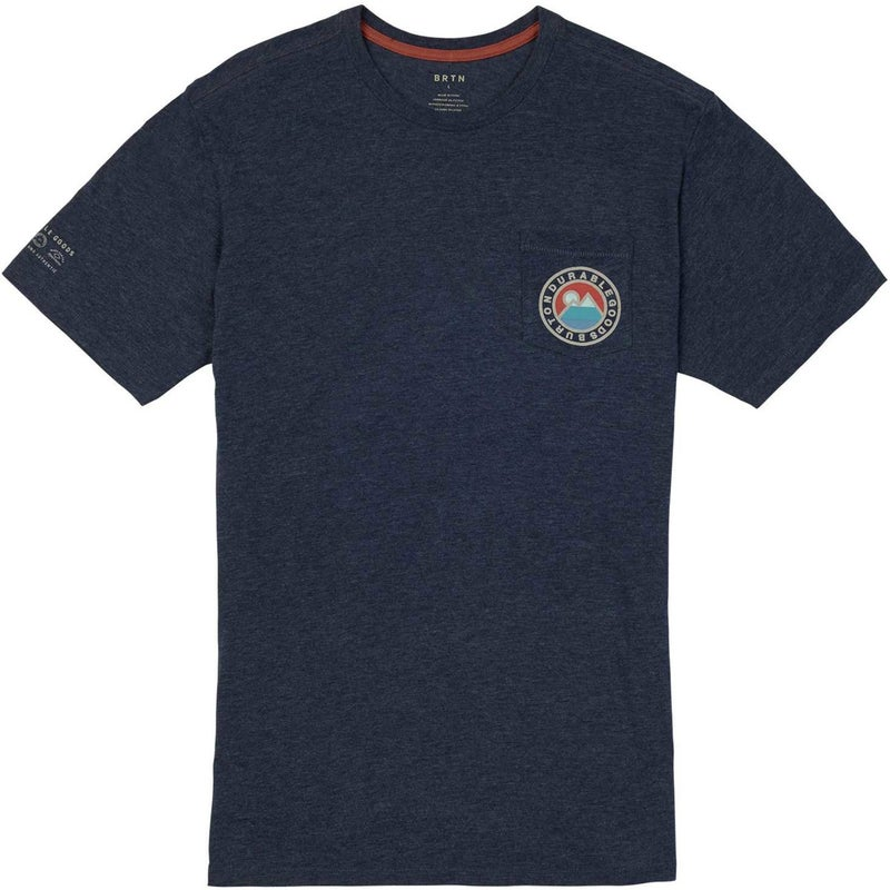 Burton Fox Peak Active T Shirt