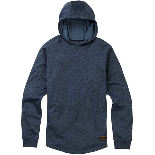 Burton Caption Hoody - Mood Indigo Heather