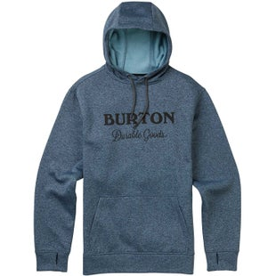 Burton Oak Hoody - Winter Sky Heather