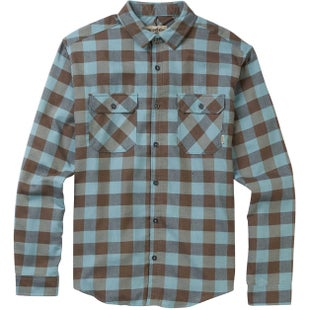 Burton Brighton Flannel Shirt - Winter Sky Allen Plaid