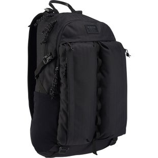 Burton Bravo Backpack - True Black Heather Twill