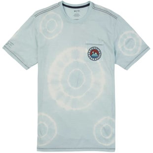 Burton Fox Peak Active T Shirt - Headstone Tie Dye