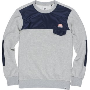 Element Altray CR Sweater - Oatmeal Heather