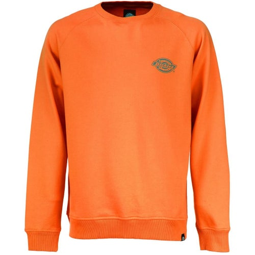 Dickies Briggsville Sweater - Energy Orange