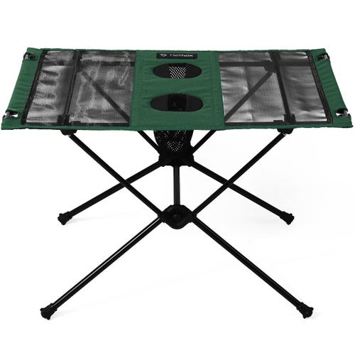 Helinox Table One Camping Accessory - Green Black