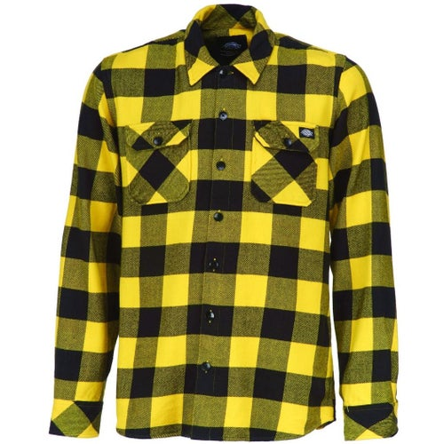 Dickies Sacramento Shirt - Yellow
