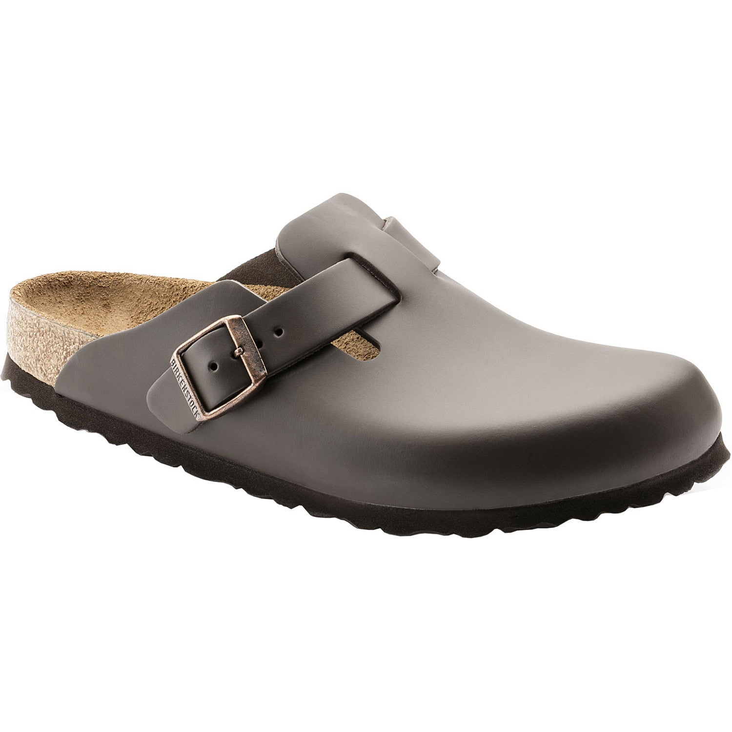 Calzado sin cordones Birkenstock Boston Smooth Leather