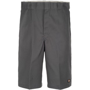 Dickies 13inch Multi Pocket Work Walk Shorts - Charcoal Grey