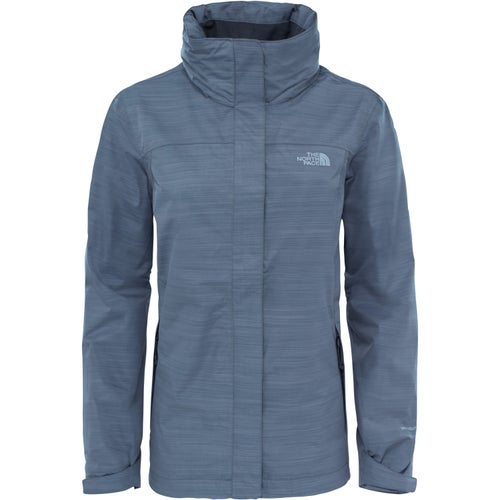 North Face Lowland Ladies Jacket - TNF Medium Grey Heather