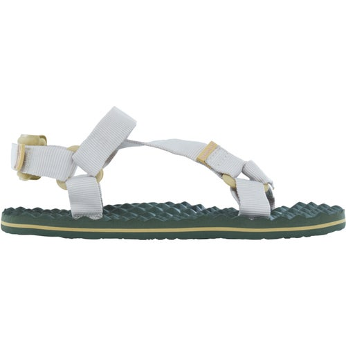 North Face Base Camp Switchback Ladies Sandals - Vintage White Olivenite Yellow
