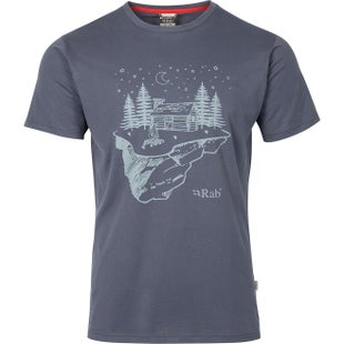 Rab Escape Stance T Shirt - Steel