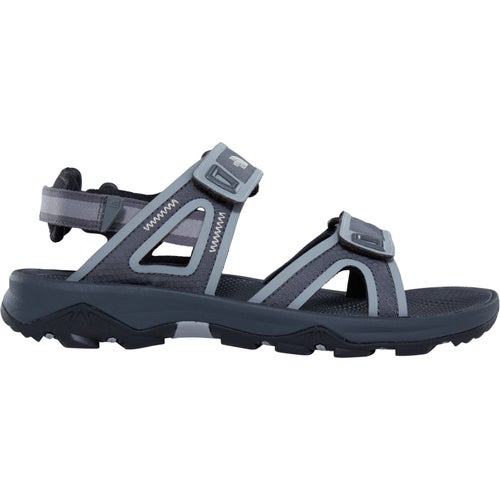 North Face Hedgehog II Sandals - Zinc Grey Griffin Grey