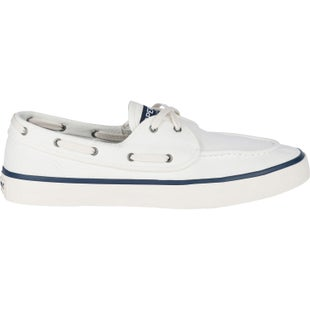 Sperry Captains 2 Eye Slip On Shoes - White