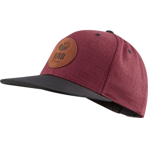 Rab Escape Forge Cap - Black Red