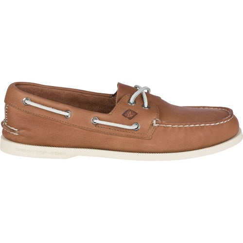 Sperry Authentic Original 2 Eye Daytona Slip On Shoes - Tan