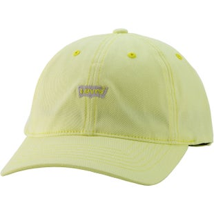 Levis Mini Batwing Dad Cap - Pastel Yellow