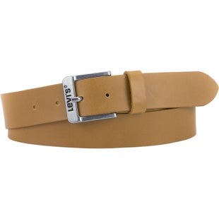 Levis Free Leather Belt - Light Brown