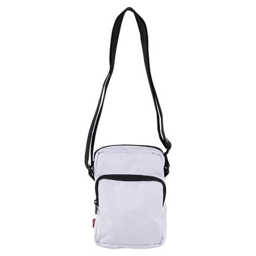 Levis L Series Small Cross Body Bag - White