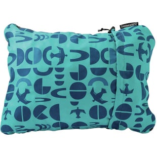 Thermarest Compressible Large Travel Pillow - BlueBird